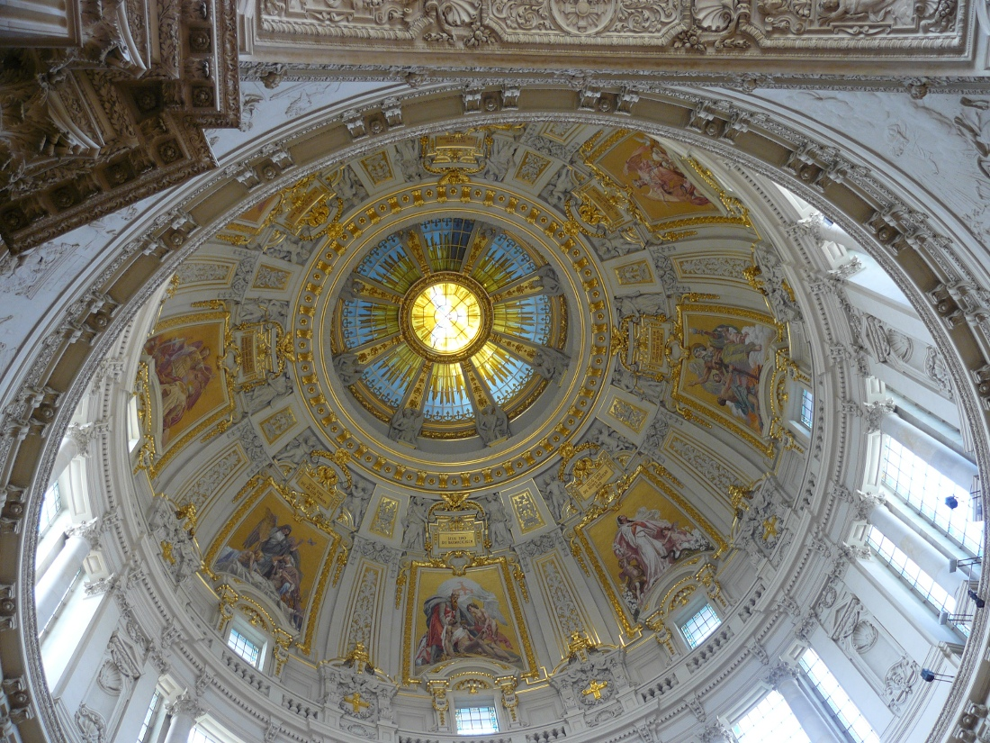 Dome of the Berliner Dom
